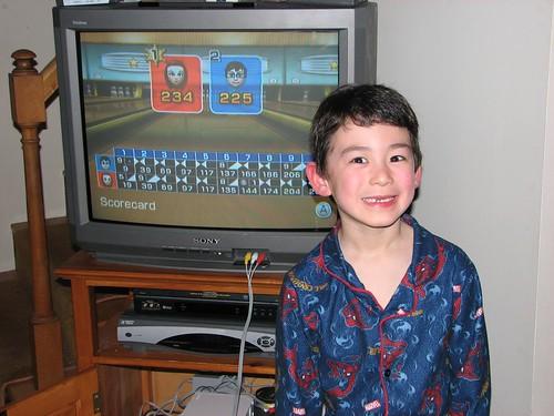 Wii scores