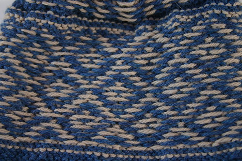 Inside-out Fair Isle