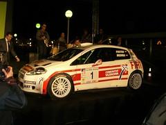 Presentación Fiat Grande Punto Abarh S2000