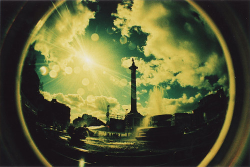 60 Interesting Lomo Fisheye Shots