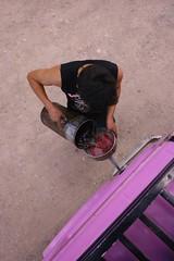 Rosa 2 (jbilohaku) Tags: pink mxico mexico jeep rosa roza fuel realdecatorce slp realde14 gasolina sanluispotos meksiko dflickr ipo