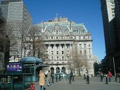 City Hall/Downtown Manhatten Subway Exit (Mystiques Wish) Tags: newyork downtown manhatten