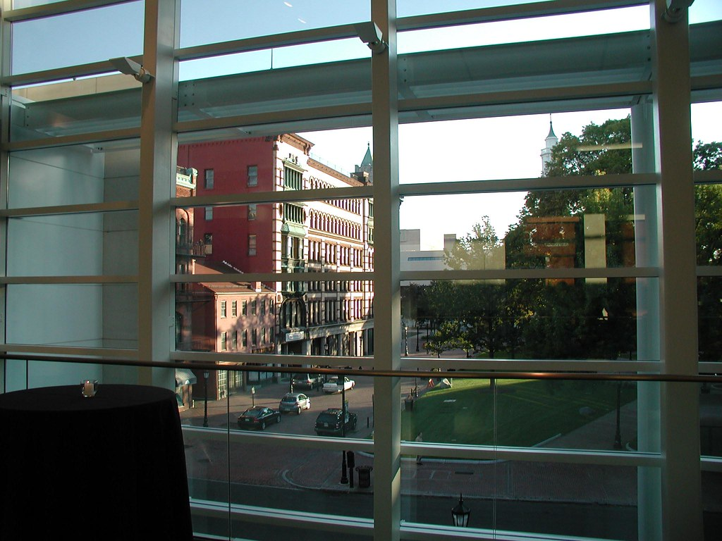 Court Square seen from MassMutual Center