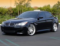 E60 M5 21inch brushed RC8 1 (autotalentinc) Tags: sport wheels bmw m5 rd e60 rc8