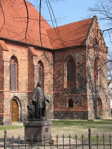 Paul Gerhardt Denkmal