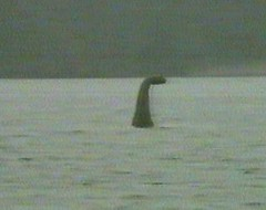 Raksasa Nessie di Loch Ness, Scotland, United Kingdom