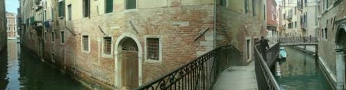 Venise: Petites rues