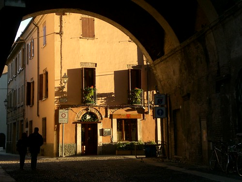 Archway in Mantova