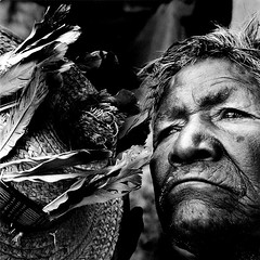 maracame (mexadrian) Tags: mexico noiretblanc shaman huichol curandero bwdreams accepted1of100bw maracame