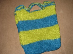One Skein Tote Bag