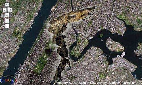 google-maps-earthquake