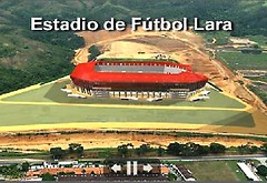 Estadio de Futbol Lara - Render
