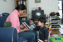 Storytime with Aunty Sarita and Ronak