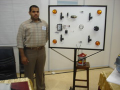Car Trainer (Thogba) Tags: car project expo exhibition trainer bti edumation