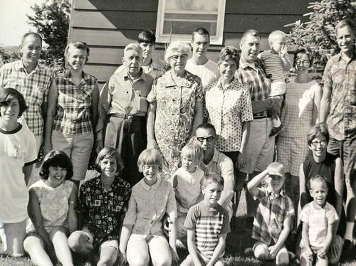 Lange Family - Faulkton, SD.