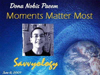 Dona Nobis Pacem - Globe