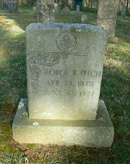 George R. Fitch, son of George Swift Fitch and Martha E. ARNOLD Swift