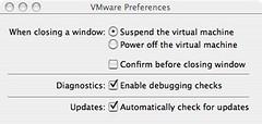 VMware Fusion debugging checks (21CenturyBaby) Tags: fusion checks vmware debugging