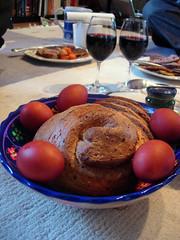 Bread & eggs