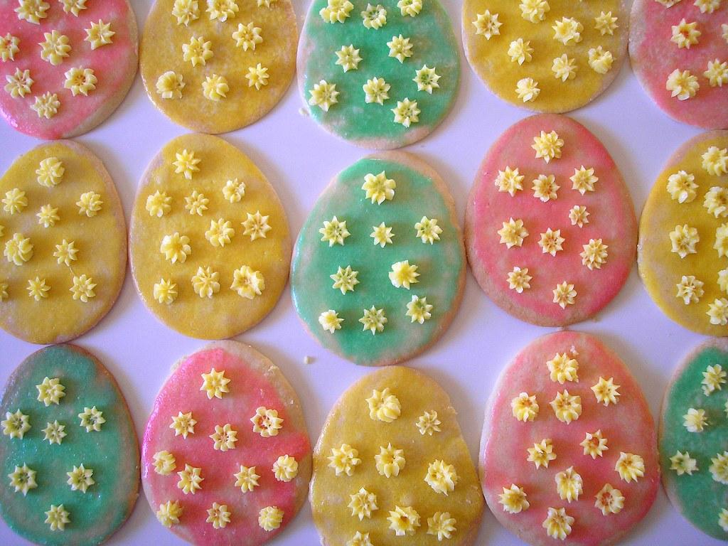 Easter cookies-Explore #422