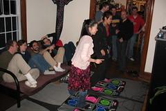DDR (AzyxA) Tags: chris justin party james tim jessica christian ddr xingu ichiro dancedancerevolution chesley