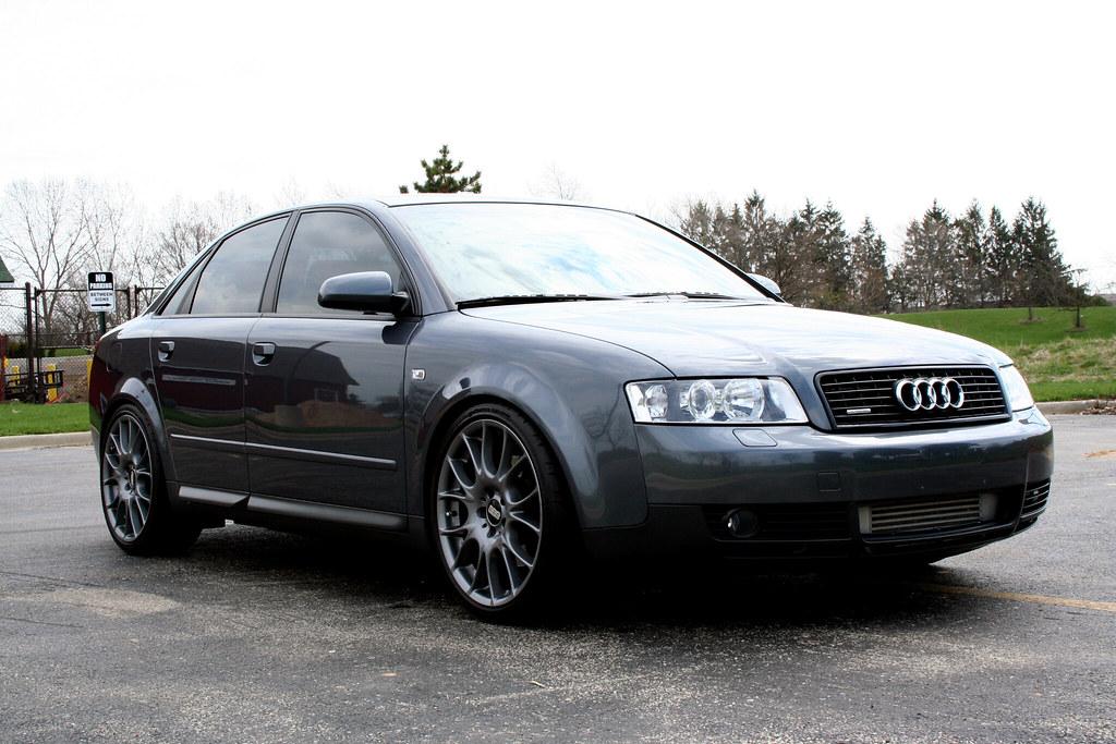 Fs 2004 Audi A4 1 8t 6 Speed