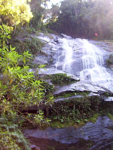 cachoeira en Foresta de Tijuca