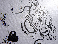 Fiery Fred Closeup Squink Tags Cute Art Monster Japan Hammer Pen Ink