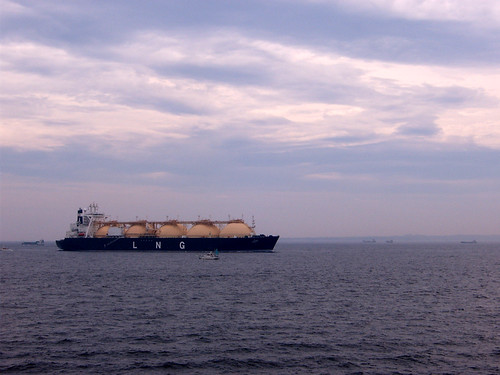 LNG ship Tokyo