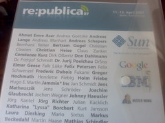 re:publica 07