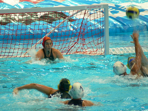 World Swimming Champs - Womens Water Polo