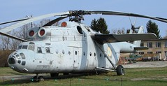 Ukrainian Mi-6 Kiev (Danner Gyde) Tags: plane airplane fly chopper transport wide ukraine cargo helicopter soviet hook russian kiev  airliner mil rotor hubschrauber ukraina widebody mi6 frieght helikopter madeinrussia aviationmuseum flyver  transportplane cargoplane fracht  derzhavin kyyiv nationalaviationuniversity flyvemaskine widebodies iev     fragtfly tranportfly