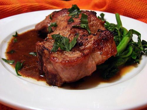 Dinner:  April 20, 2007