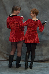 Starfleet, Norwescon 30 (djwudi) Tags: seattle startrek usa hotel washington costume nikon raw cosplay d70s convention scifi sciencefiction starfleet costuming tamron con norwescon tamron2875f28 doubletreehotel costumegallery norwescon30 upcoming:event=95824
