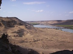 Halabiye Location On Euphrates