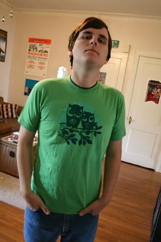 owl shirt — April 28