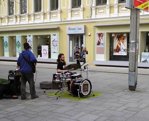 Gatvės muzika