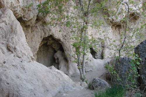 Limstone caves