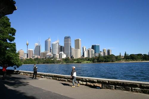 Skyline -  Sydney
