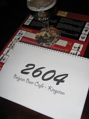 2604 0 Belgian Beer Cafe, Kingston