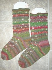 Elfine Socks
