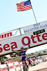 Georgia Gould wins Sea Otter XC
