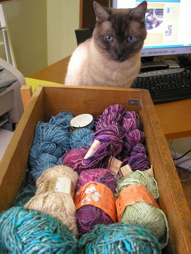Surveying the (new) Stash