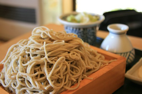 Soba-noodle