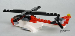 LEGO 4918 Mini Flyers (KatanaZ) Tags: lego4918 miniflyers lego creator helicopter copter chopper