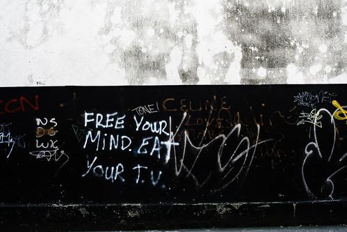 Eat your T.V.
