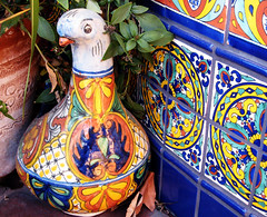 Mexican Handpainted Pottery