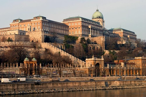 Castle Hill Budapest Hungary