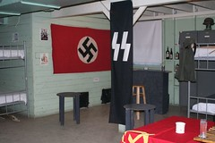The Barracks bar (G.MAI) Tags: friends camp army war fig nazi hitler wwii ss ww2 10th gi reenactors soldat 2007 encampment livinghistory frundsberg panzercorp