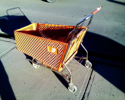 shopping cart #18